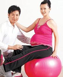 合理营养、适度运动可预防难产